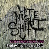 DJ Paul Anthoni Live DJ Set @Famous Rooftop Nightclub Phuket (1st Hour) : 04/01/13 Late Night Shift