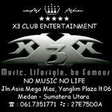XXX3 CLUB MUSIC MEDAN ( INDO BREAKBEAT MIXTAPE PARTY  2017 )