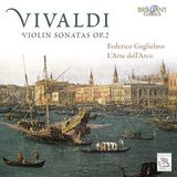 Vivaldi - LP Violín Sonatas OP.2