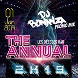 DJ BONANZA - LES DÉESSES - The Annual 2019 (PROMO MIX)