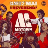 Dj Reverend P @ Motown Party, Djoon, Saturday May 2nd, 2015