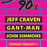 """Jeff Craven live at """"Strictly '90s"""" @ Smartbar, Chicago 2/11/2016"""