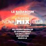 Nova [Mix] Club #25 : LB aka Labat