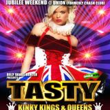Cyber & Giggly set Tasty Kinky Kings & Queens Jubilee Special 3-6-12