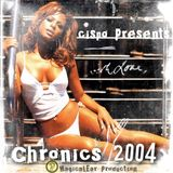 DJ Cispo & Jaydakiss - Chronics 2004 (CD 2 mixed by Jaydakiss)