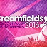 Creamfields 2016 Warm Up Mix