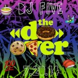 DJ Five at The Do-Over Los Angeles (07.20.14)