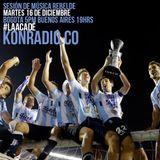 Sesión de música rebelde : Racing Club campeón torneo transición 2014