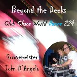 Beyond The Decks - Club Chaos World Dance 224