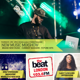 DJ DUBL - #NewMusicMixshow 33 (05.01.17) - Special guest @LadyLeshurr