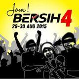 Bersih 4.0 and Happy Birthday for Malaysia Mixtape 2015
