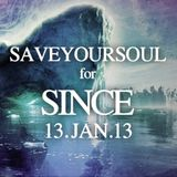 "SaveYourSoul for SINCE jan 2013 ""Mixtape"""