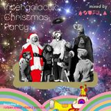 Intergalactic christmas party
