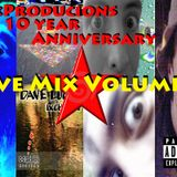Lockproductions 10y anniversary Live Mix 1