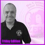Award Nominated Radio Show - The Soul Sanctuary Radio Show FRIDAY edition 10th February 2016 - 2hrs