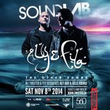Aly & Fila Opening Set (Early Slot) Nov. 8th, 2014