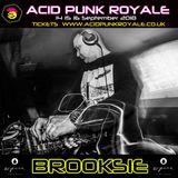 Brooksie - Acid Punk Royale 2018 Promo Mix