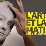 Exposition l'Art et la Matière: interview de Pierre Stepanoff et Cyrille Gouyette