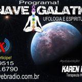 Programa A Nave Galatica 01.02.2018 - Karen Rodriguez e Roberta Dias