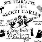 RachSpeakeasy Secret Garden Pub Battersea 2010
