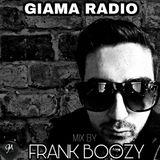 Giama Radio 23.02.2019 - Mix by FRANK BOOZY