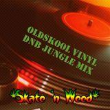 Brastex - Oldskool Vinyl DnB Jungle mix
