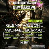 Takat @ REMEMBER New Years Eve (Budapest, 2014.12.31.)