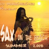 DJ MANUCHEUCHEU PRESENTS SAX ON THE BEACH SUMMER 2018
