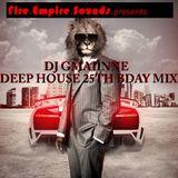 DJ Gmaiinne Bday Deep House mix