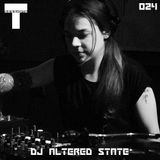 T SESSIONS 24 - DJ ALTERED STATE