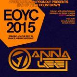 Anna Lee - EOYC 2015