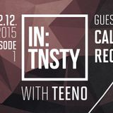 DJ Recis @ In:tnsty 2.12.2015