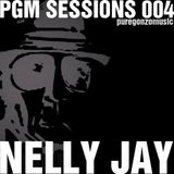PGM SESSIONS 004 WITH NELLY JAY [JUNE'S BEATPORT PODCAST]