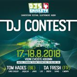 J.M.Blex -DJs 4 Charity 2018 (DJ Contest)
