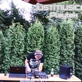 Techno a kertben - Laslie Grand @ Justmusic.fm - Playtek 02-08-2013