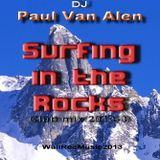 Paul Van Alen - Surfing in the RocksNo.3_2013