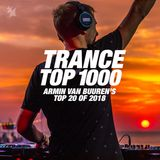Trance Music  pres. Armin van Buuren's Top 20 of 2018 (Eexclusive Continuous Mix)