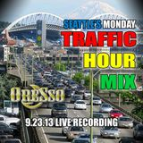 DJ Oresso - Traffic Hour Radio Mix - Sep 23rd LIVE