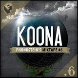 Phunkstein's Mixtape #6 released by PHUNKSTEIN_KREW