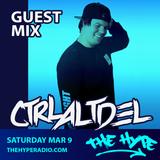 THE HYPE 126 - CTRL ALT DEL guest mix