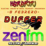 Duffer - Live @ Harakiri Benidorm 08.02.13