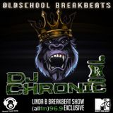 DJ Chronic 2 Hour Old Skool Breaks Exclusive Guest Mix For The Linda B Breakbeat Show On ALLFM On 96