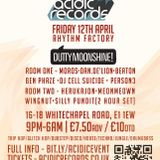 Acidic Records (12th April 2013) Remixed