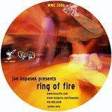 Ring of Fire mixed by Joe Kopasek for WMC 2006