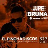 J.Pe Bruna El Pinchadiscos de Radio Zero 97.7 fm End 2016