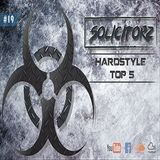 Solicitorz's Hardstyle Top5 #19 (July 2018) | Guest Top5 by LOUIS