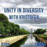 Kristofer - Unity in Diversity 384 @ Radio DEEA (21-05-2016)