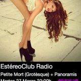 PetiteMort para EstereoClub