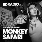 Defected In The House Radio - 09.6.14 - Guest Mix Monkey Safari