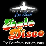 Italo Disco - Euro Beats - The Best from 1985 to 1988- Dj Eddie ConClase